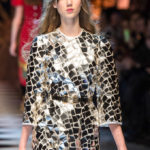 Dolce & Gabbana, autumn-winter 2016 Milan, Italy